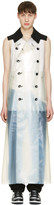 Comme des Garcons Transparent Polyurethane Sleeveless Coat