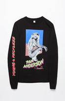 Young & Reckless x Pam Anderson Centerfold Long Sleeve T-Shirt