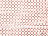 Peacock Alley Emma Queen Size Duvet Cover - Coral