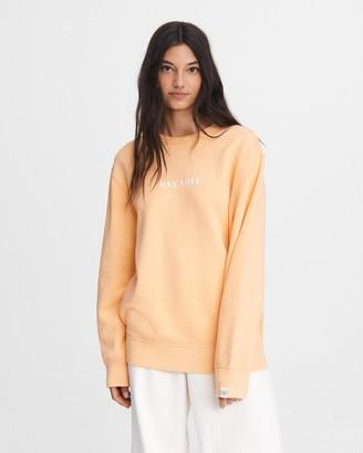 Rag & Bone One love terry sweatshirt