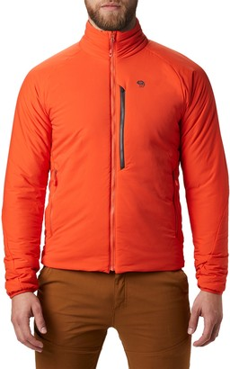Mountain Hardwear Kor Strata Insulated Zip Up Jacket