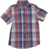 E-Land Kids Plaid Shirt (Toddler/Kids) - Sugar Coral-8