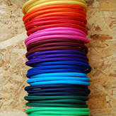Quirk Coloured Fabric Lighting Cable 18 Colours