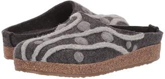 Haflinger Helena (Grey) Women's Shoes