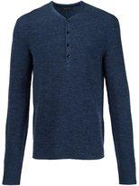 Rag & Bone 'Garrett Henley' sweater