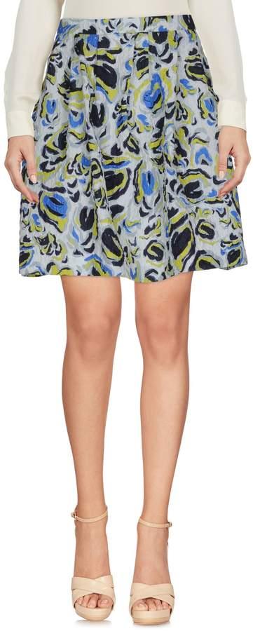 Saloni Knee length skirts - Item 35321420IN