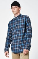 Globe Stratton Plaid Long Sleeve Shirt