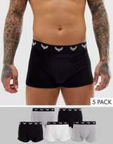Brave Soul 5 Pack Boxer-Multi