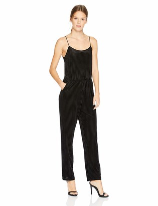 Only Hearts Women's Velvet Rib Jumpsuit