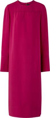 Joseph Arlan Silk Crepe Dress