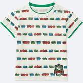 Uniqlo Toddler Thomas & Friends Short-sleeve Graphic T-Shirt