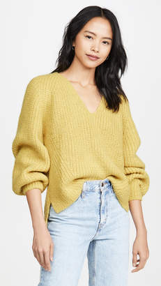 Eleven Paris Six Tess Alpaca Sweater