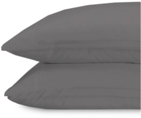 Jennifer Adams Home Jennifer Adams Lux Collection Standard Pillowcases Bedding