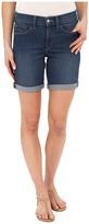 NYDJ Petite Petite Avery Shorts in Cleveland