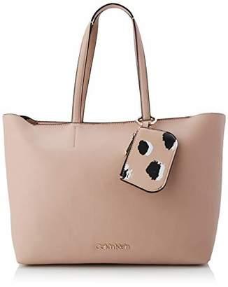 Calvin Klein MUST F19 MED SHOPPER PRIN Women's Cross-Body Bag, (B x H x T)