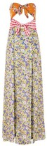 Jaded London **Double Knot Floral Print Maxi Dress