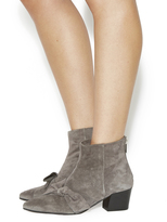 Office Lapin Soft Bow Detail Boots