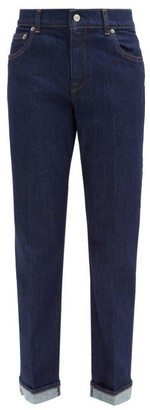 Golden Goose Amy Boyfriend-fit Jeans - Dark Denim