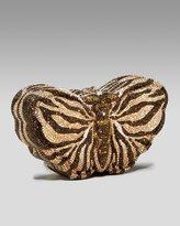 Judith Leiber Butterfly Minaudiere