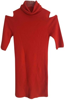 Zoe Jordan Red Cashmere Top for Women
