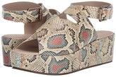 Matisse x Amuse Society - Runaway (Multi Snake Leather) Women's Shoes