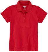 Dickies Short-Sleeve Performance Polo Shirt - Girls 7-16