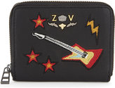 Zadig & Voltaire Guitar leather wallet