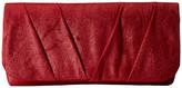 Jessica McClintock Sienna Fold-Over Flap Clutch