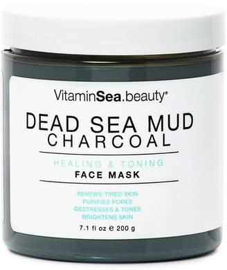 Vitaminsea.Beauty Dead Sea Mud & Charcoal Healing & Toning Face Mask