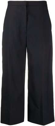 3.1 Phillip Lim Back Darts Cropped Trousers