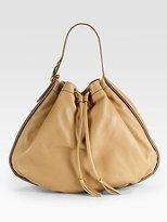 Interlocking Icon Medium Shoulder Bag
