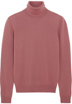 Bottega Veneta Cashmere Turtleneck Sweater - Antique rose