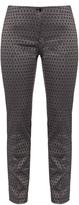 Raphaela by Brax Plus Size Lotta jacquard trousers