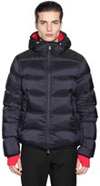 Moncler Hintertux Hooded Down Jacket
