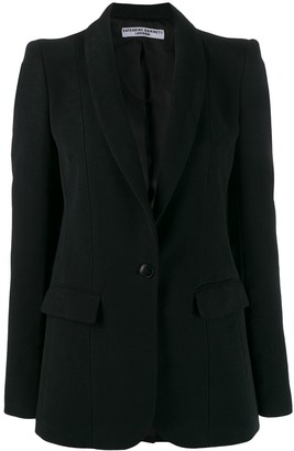 Katharine Hamnett loose fit formal blazer