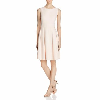 Nanette Lepore Nanette Women's Fit & Flare Dress with Back Bow