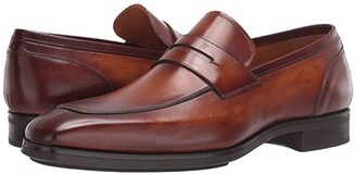 Magnanni Rodgers (Cuero) Men's Shoes
