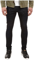 G Star G-Star Powel Super Slim Jeans in Visor Stretch Denim Dark Aged