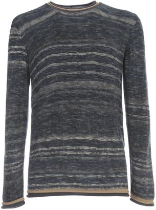 Giorgio Armani Rulle Vanise Neck Sweater