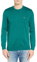 Lacoste Men's Jersey Crewneck Sweater