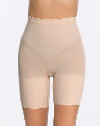 Spanx Power Shorts (Soft Nude) Women's Underwear