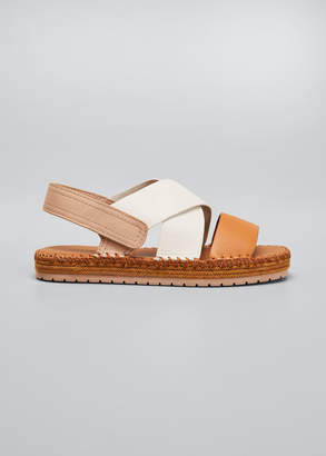 Vince Tenison Flat Espadrille Sandals