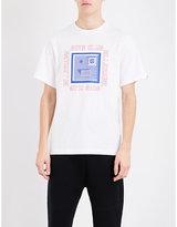 Billionaire Boys Club Graphic-print Cotton-jersey T-shirt