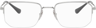 Ray-Ban Silver Highstreet Glasses