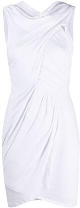 IRO Draped Mini Dress