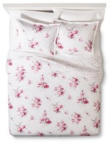 Household Essentials Simply Shabby Chic Sunbleached Floral Duvet Set - Simply Shabby Chic