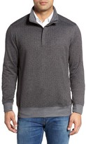 Tommy Bahama Men's Pro Formance Quarter Zip Sweater