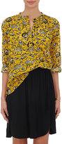 Etoile Isabel Marant Women's Amaria Voile Blouse-YELLOW