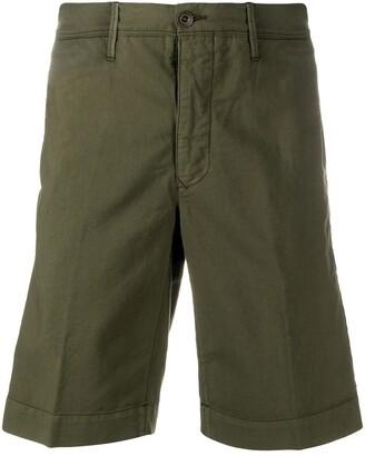 Incotex Stretch Fit Chino Shorts