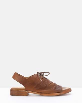 EOS Women's Brown Sandals - Liddy - Size One Size, 37 at The Iconic